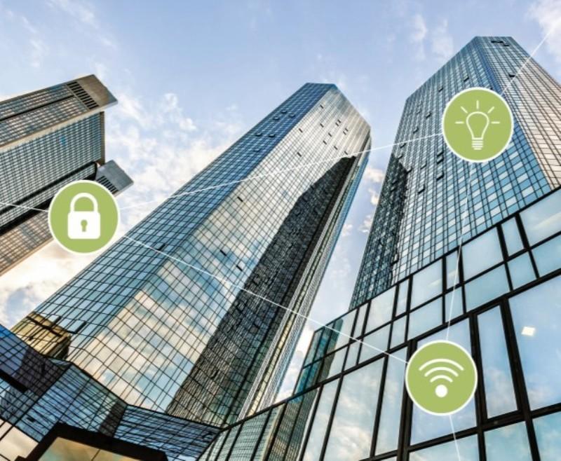 Xu hướng tòa nhà thông minh: xanh hơn, tiết kiệm năng lượng hơn